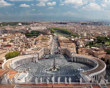 Vatican Vista