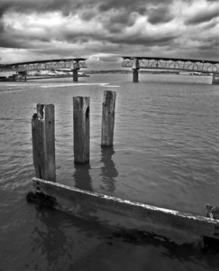 """""""Bridge to Nowhere"""" Commended 17 Points"""