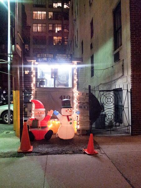 Merry Xmas! NYC