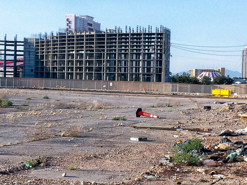 Deserted, Las Vegas