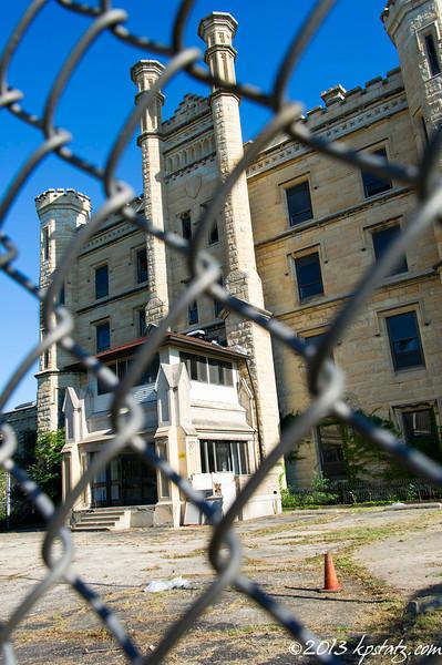 Imprisoned - Old Jolliet Prison