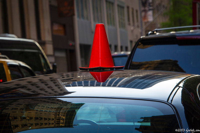 Limo Cone, NYC