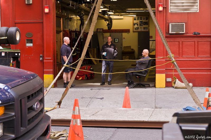 At the Firehouse (NYC)