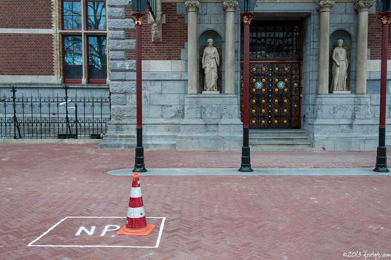 Dutch Cone, Amsterdam