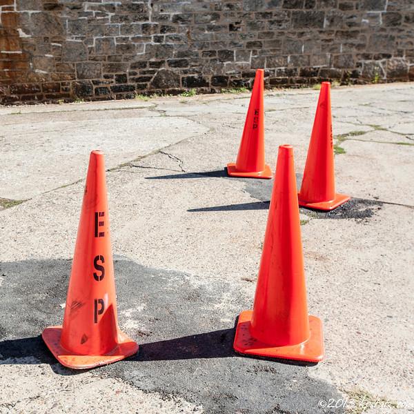 Jail Cones