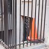 Behind bars, NYC
