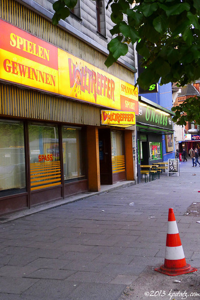Reeper-Cone, Hamburg