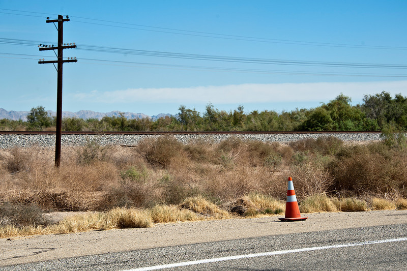 Abandoned somewhere in the Californian Desert