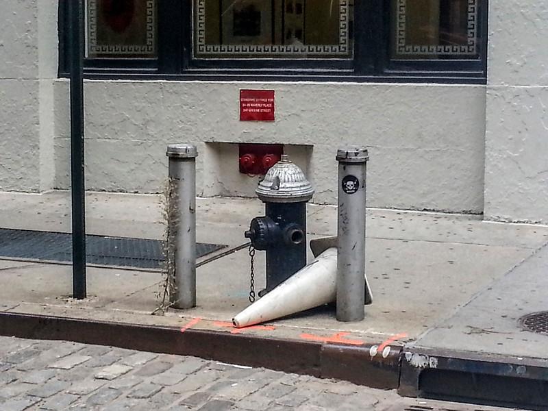 Whitey, NYC