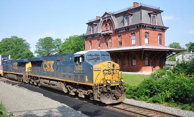 Trains # 8