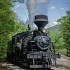 Cass Scenic Railroad 126 0514