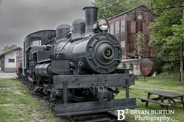 Cass Scenic Railroad 01 0514