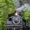 Cass Scenic Railroad 128 0514