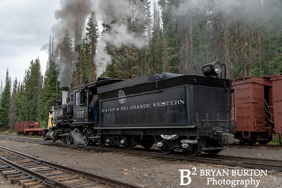 CTSRR Friends 315 Charter Sunday 2018