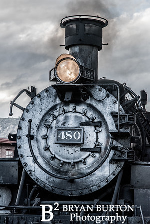 DSNGRR Fall Photo Train 2017