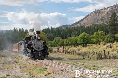 DSNGRR Fall Photo Train 2018