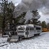 DSNGRR Winter Photo Train Sunday 507 022017