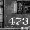DSNGRR Winter Photo Train Saturday 191 022017