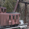 DSNGRR Winter Photo Train Sunday 389 022017