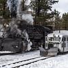 DSNGRR Winter Photo Train Sunday 492 022017