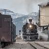DSNGRR Winter Photo Train Saturday 06 022017
