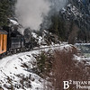 DSNGRR Winter Photo Train Sunday 459 022017