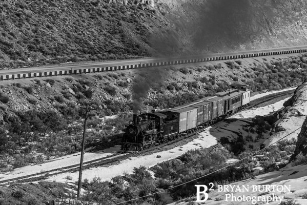 Nevada Northern Railway 788 0216