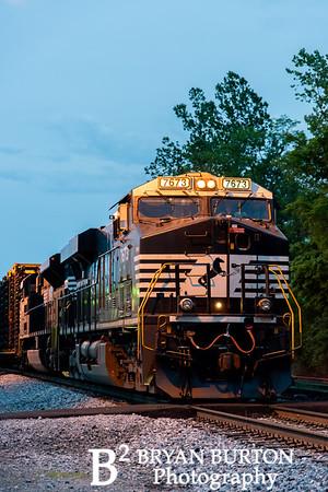 Railfan May  232 052018