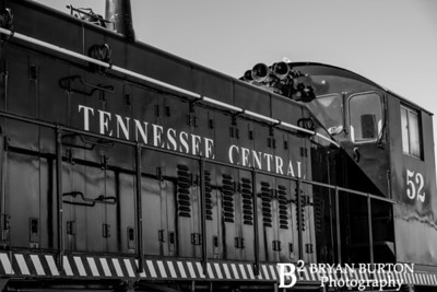 Tennessee Central RR Museum