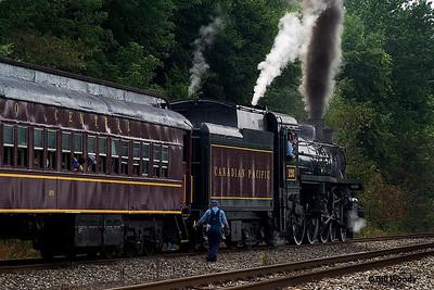 Train Days July 2004