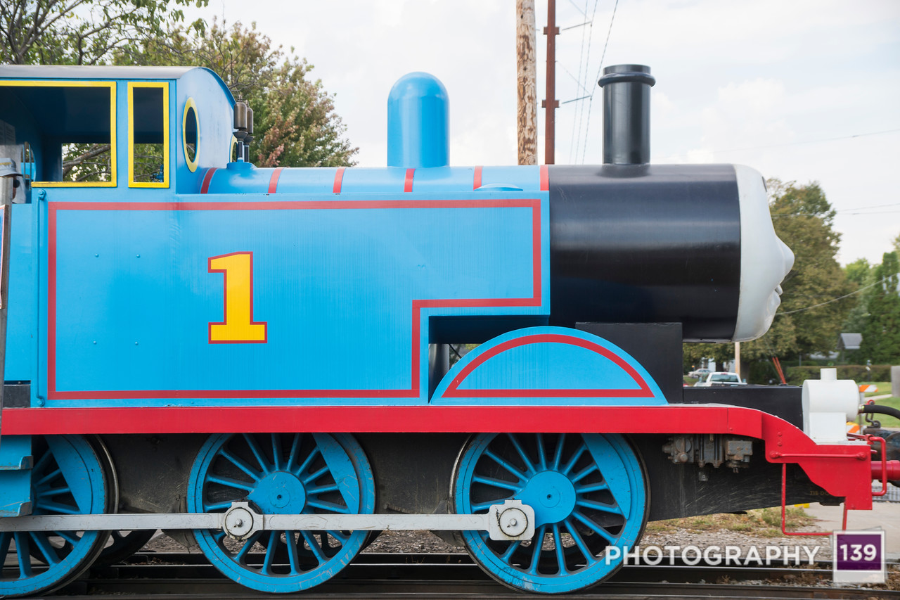 Thomas the Tank - 2017