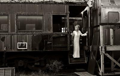At the Train Yard #1 Oct 2007