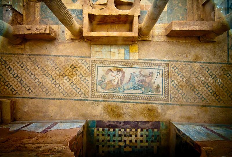 Slant House Interior, Ephesus