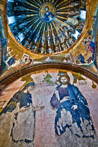 Family of Christ, Church of St Saviour in Chora