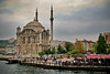 Abdulmecid I Mosque - Ortakoy, Bosphorus
