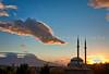 Clouds Over Guzelyurt, Cappadocia