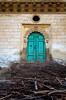 Firewood Door, Mustafapasha, Cappadocia