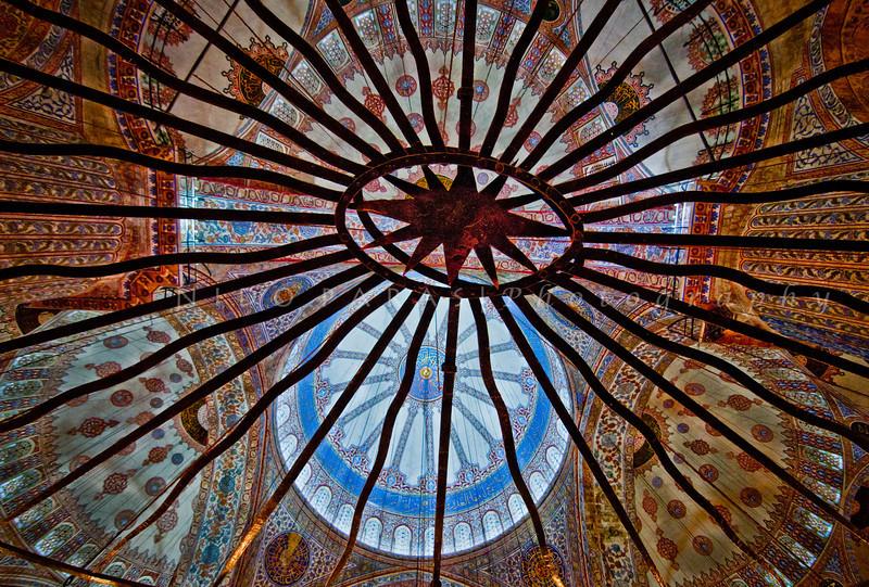 Sultanahmet Camii - the Blue Mosque, Istanbul