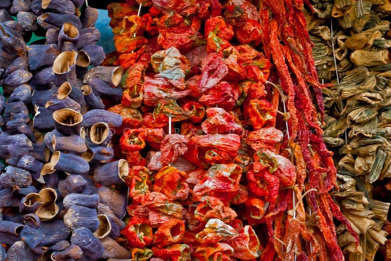 Dry Goods, Spice Bazaar, Istanbul