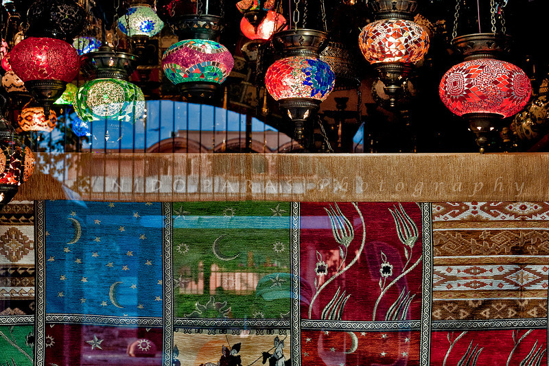 Window of Lights, Cavalry Bazaar, Sultanahmet
