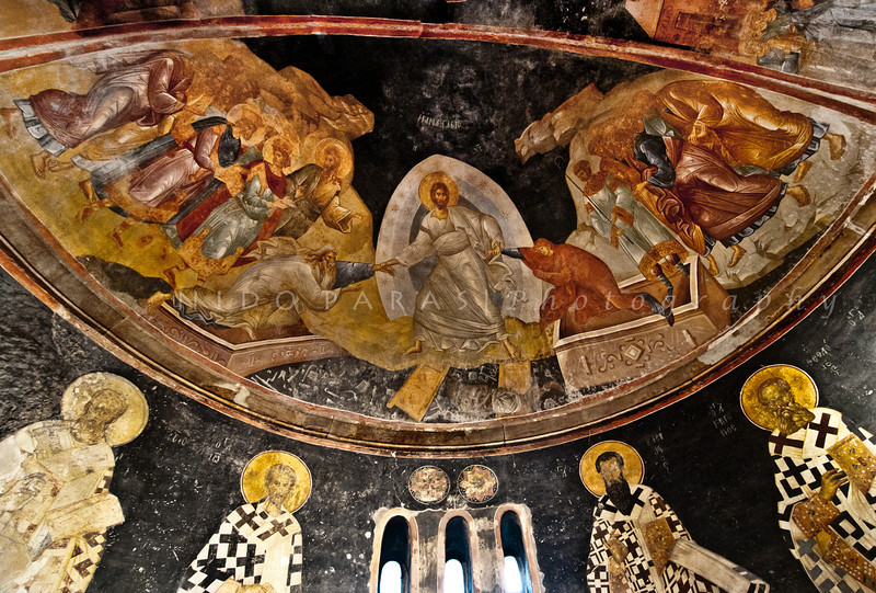 The Anastasis, Church of St Saviour in Chora