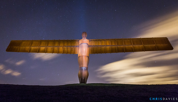 The Angel of the North, Gateshead