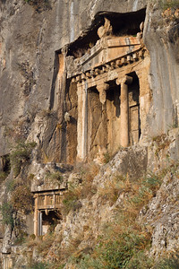 Lycian Tomb, Fethiye