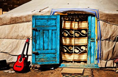Welcoming Site, Ulaanbaatar, Mongolia