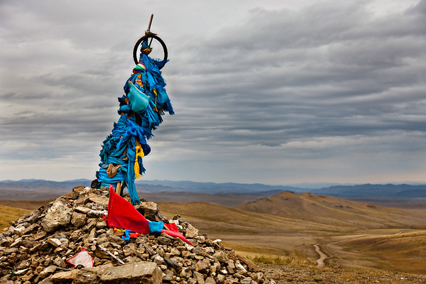 Spiritual Shrine, Mongolia