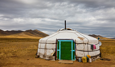 Home on the Steppes, Mongolia