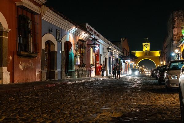 El Arco De Santa Catalina - Antigua, Guatemala