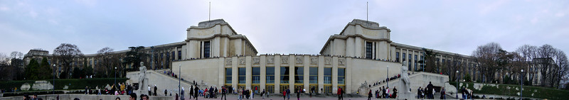 Place du Trocadero-panorama-bent