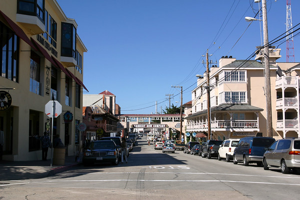We continue our walk down Cannery Row...