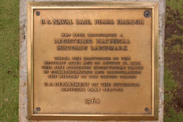 DAY 2 - I've wanted to visit Pearl Harbor since I was a kid...